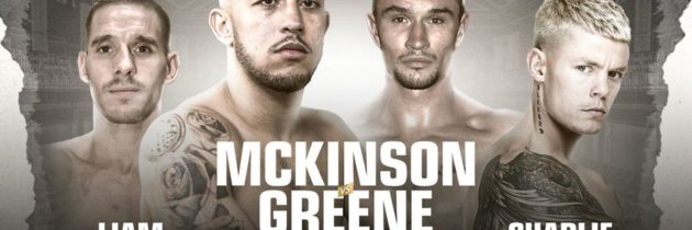 McKinson, Edwards, Walsh lead April 18th MTK show at York Hall