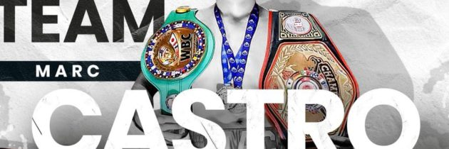 Matchroom signs 20-year-old amateur standout Castro