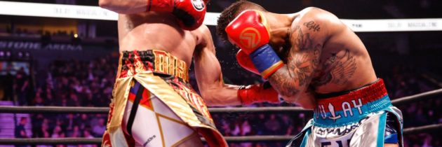 Magdaleno overwhelms Dulay for decision win