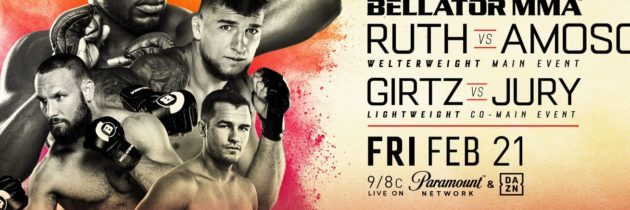 LIVE! Bellator 239 Results, Streaming Play-By-Play Updates TONIGHT