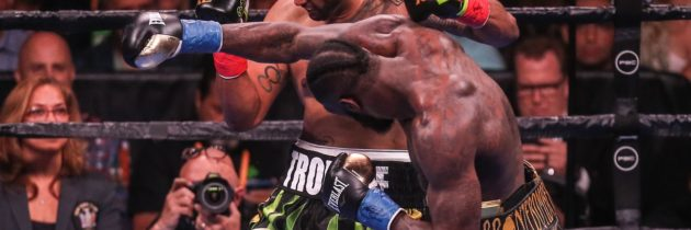 Deontay Wilder: min-maxing for fun and profit