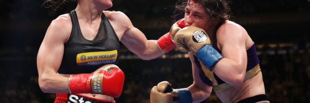 The supposed 'danger' of pro boxers at the Olympics
