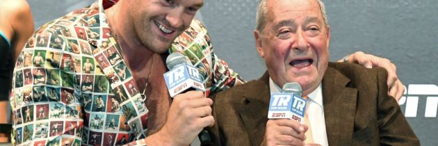 Arum happy with Wilder-Fury 2 PPV numbers, expects no issues making third fight