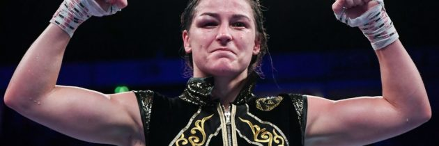 """Taylor-Serrano """"finalized,"""" joins May 2 Whyte-Povetkin card in Manchester"""