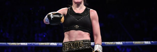 Taylor talks Serrano fight, possible bout with Braekhus