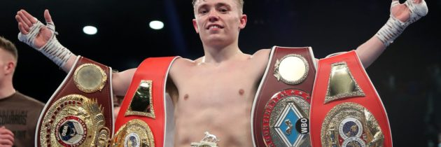 Edwards, McGregor, Gorman to feature on Taylor-Khongsong undercard