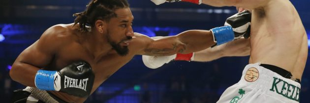 """WBO orders Andrade-Williams, Hearn """"eyeing"""" June fight in Providence"""