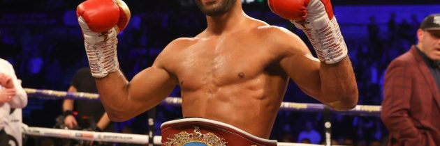 Brook to Kelly: Don't take Avanesyan lightly