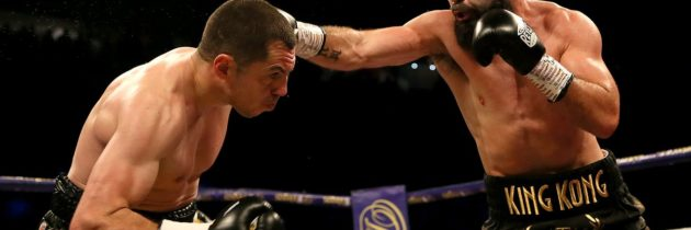 Carroll dominates Quigg, gets 11th round stoppage