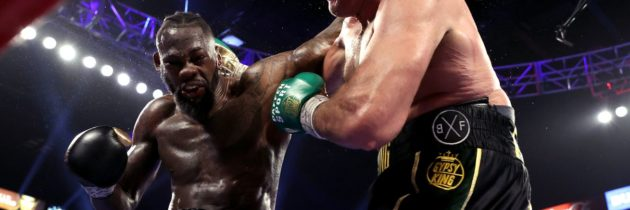 Coronavirus Just Knocked Out Fury-Wilder 3 July Date