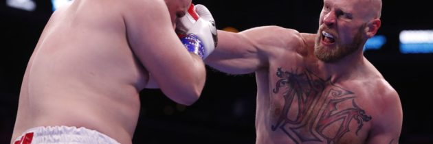 Helenius joins Rosario in early fight for Upset of the Year