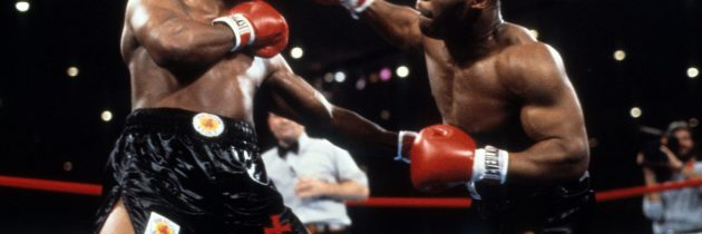 The night Mike Tyson became the youngest world heavyweight champion in history