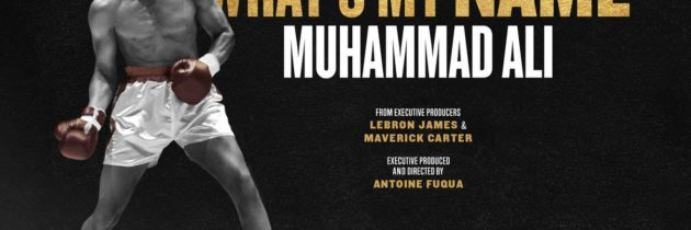 'What's My Name | Muhammad Ali' receives Sports Emmy nomination