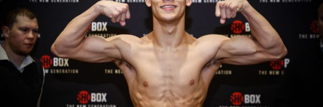 Lee smashes Prieto, ShoBox undercard competitive throughout