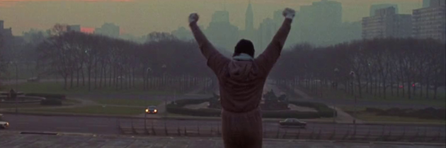 Movie Review: 'Rocky' is boxing's greatest film success, and Stallone's crowning achievement