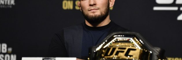 Not So Fast! Khabib Hasn't Pulled Out Of UFC 249