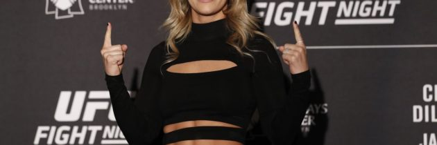 VanZant vs Ribas Rescheduled for July 11, Possibly On 'Fight Island'