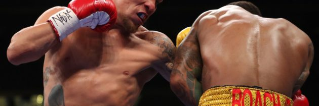 Oquendo in talks to face Herring on July 2