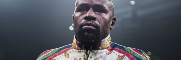 Mayweather: Fighters can't expect same paydays without fans