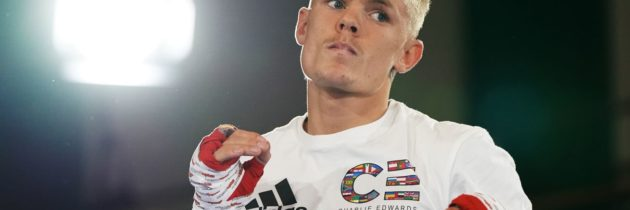 Edwards signs multi-fight deal with Queensberry