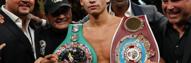 Ryan Garcia goes off on 'gifted' world titles and lightweight rivals