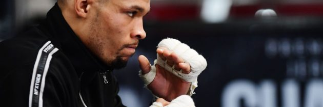 Eubank expects mixed results for fighters coming back from lockdown