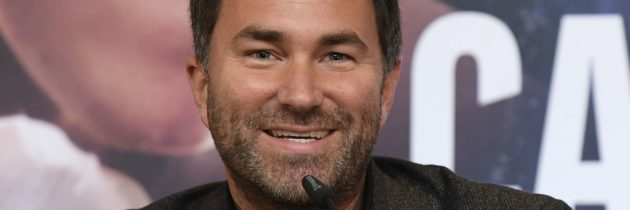 Hearn shows off Brentwood grounds, explains vision for 'fight camp'