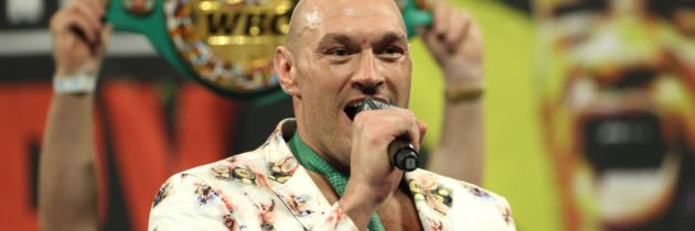 Fury: I'm going to fight until I'm 40, not much else to do