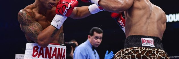 Rosario wants unification fight with Charlo next