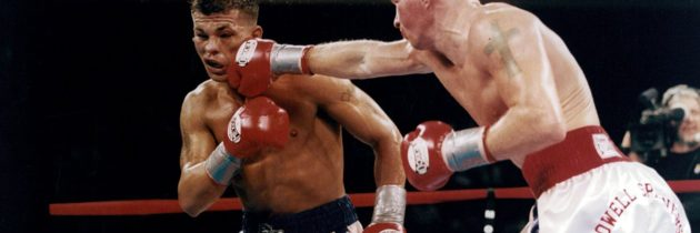 18 years ago today, Gatti and Ward beat the hell out of one another