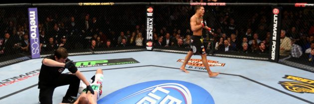 Cerrone: Pettis 'Kicked The Liver Out Of My Body'