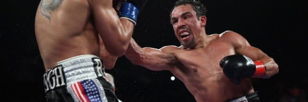 Full Fight: Marquez goes out a winner against Alvarado