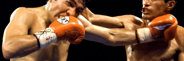 Full Fight: Morales and Barrera kick off brutal trilogy in 2000