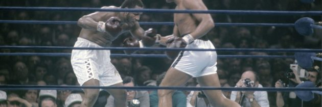 Full Fight: Ali tops Frazier in second bout from 1974