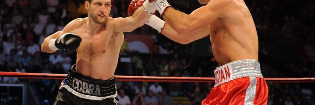 Full Fight: Froch smashes Bute in Nottingham to become three-time titlist