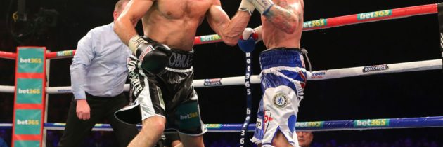 Full Fight: Froch gets controversial stoppage over Groves in 2013
