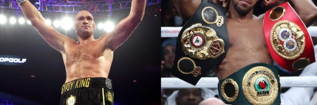 Fury-Joshua discussions reportedly underway