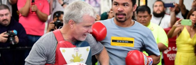 Pacquiao vs GGG? Roach suggests possibility