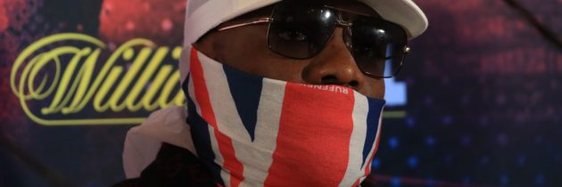Chisora ponders MMA fight while waiting for Usyk