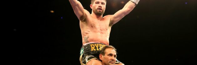 Ryder ready and willing to face Canelo in September