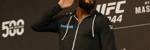 UFC Working To Book Usman Vs. Masvidal For Fight Island