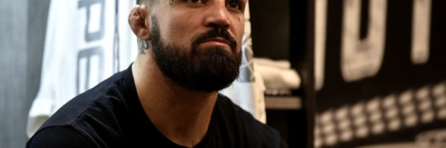 UFC: Perry Won't Fight Again Until He Gets Help