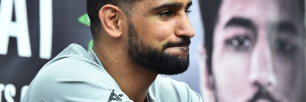 Khan expresses interest in fighting De La Hoya