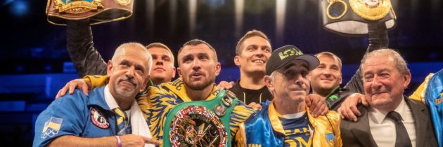 Lomachenko, Lopez reach agreement for October unification