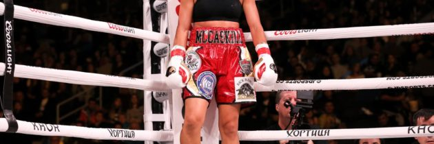McCaskill looking to earn Taylor rematch