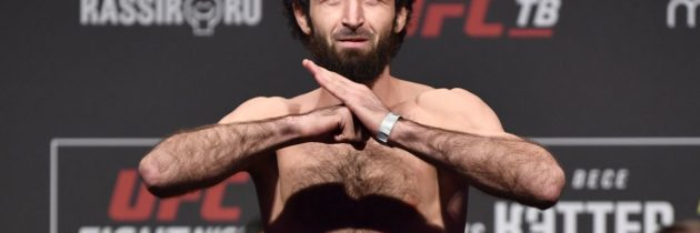 Zabit Confirms Main Event Clash With 'El Pantera' On Aug. 29
