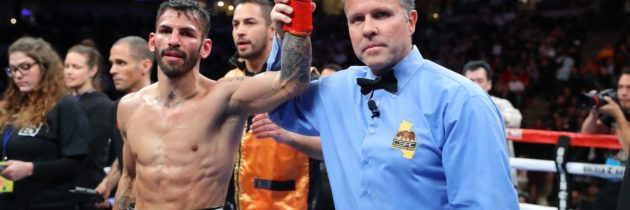 Linares says Campbell a good opponent for Garcia