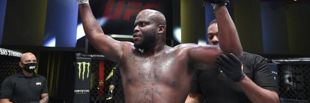 Hot Mic Catches Derrick Lewis Needing To 'Take A S—t'