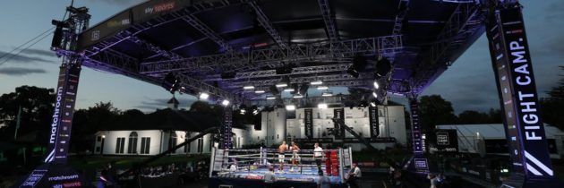 Matchroom replant boxing's seed in the Garden of Eddie