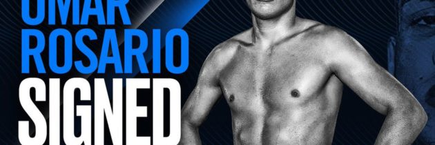 Top Rank signs top Puerto Rican amateur Rosario ahead of debut